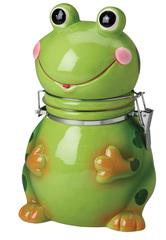 Банка для сыпучих продуктов Boston Warehouse Frog