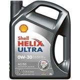 SHELL Helix Ultra 0W30 A5/B5 - Синтетическое моторное масло