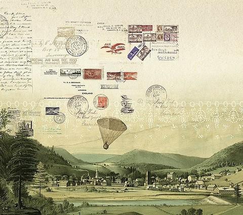 Панно Tres Tintas Journeys JO1002-1, интернет магазин Волео