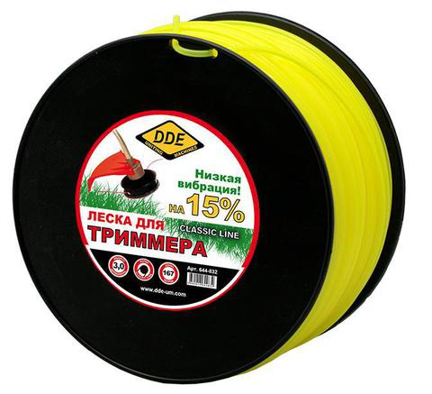 Корд триммерный на катушке DDE