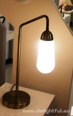 лампа настольная  Triad  by Apparatus