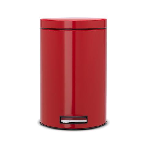 Мусорный бак Brabantia  (12л), Классический, Пламенно-красный, арт. 105982 - фото 1
