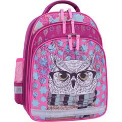 Рюкзак школьный Bagland Mouse 143 малиновый 514 (0051370)