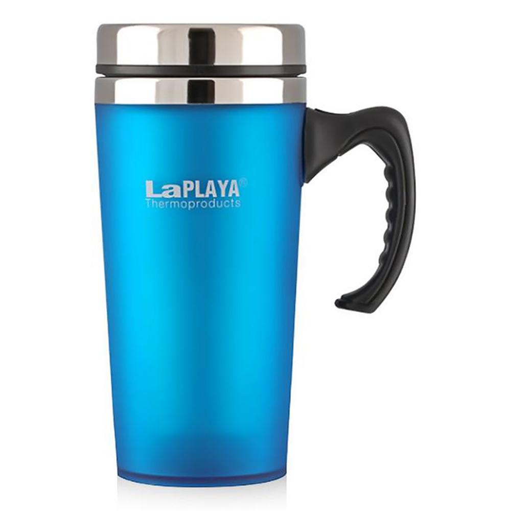 Термокружка La Playa TRM 2000 (0.4 литра) синяя