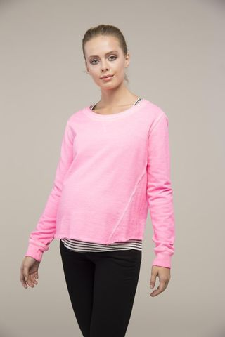 Свитер GEBE PINK розовый