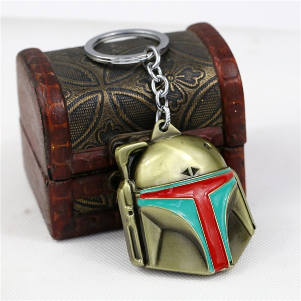 Брелок Star Wars — Boba Fett