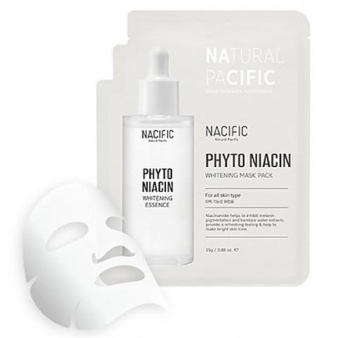 Маска NACIFIC Phyto Niacin Whitening Mask Pack 1 шт.