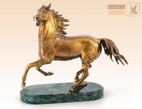 статуэтка Конь Вздыбленный