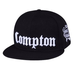 Кепка Compton черная