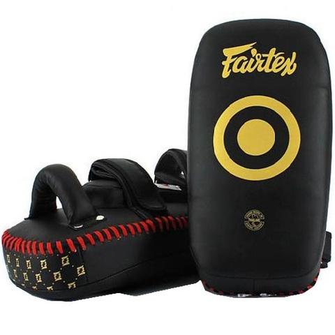Пэды Fairtex Kick Pads KPLC5 Black 1 пара