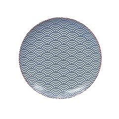 Тарелка Tokyo Design Studio Star Wave 14206