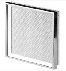 Awenta PI100 Inside (Под плитку) Лицевая панель-решетка