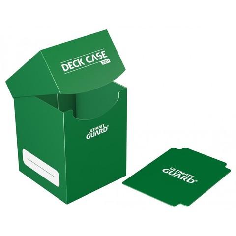 Ultimate Guard - Темно-зеленая коробочка на 100 карт