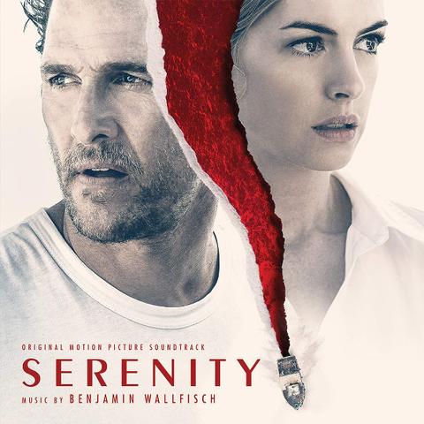 Soundtrack / Benjamin Wallfisch: Serenity (CD)
