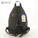 Рюкзак Саломея 145 флок серый