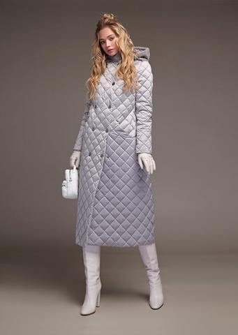 Пальто пуховое Naumi 18 W 718 01 Quartz