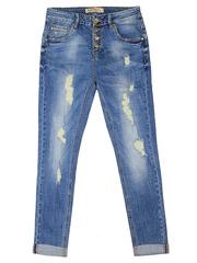 TN4016  джинсы женские, синие