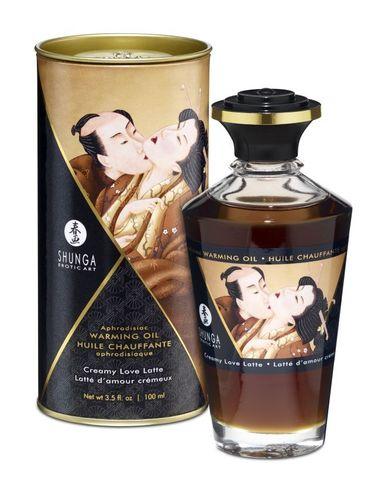 Масло интимное массажное Сливочный любовный латте 100 МЛ фото