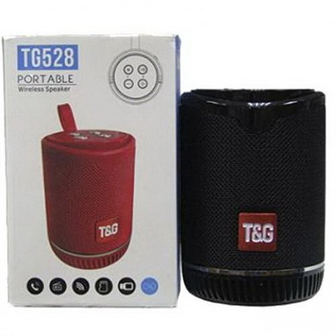 Колонка Bluetooth TG-528 (цвет ассорти)