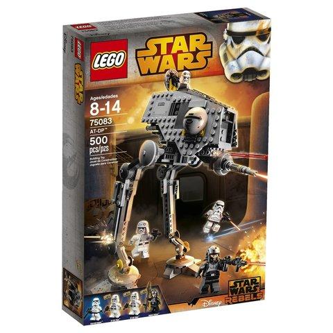 LEGO Star Wars: Вездеходная оборонительная платформа AT-DP 75083