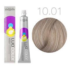 L'Oreal Professionnel Luo Color 10.01 (Очень очень светлый блондин пепельный) - Краска для волос