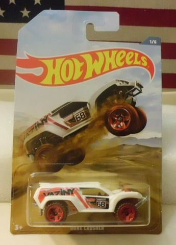 Hot Wheels Off Road Truck Series DUNE CRUSHER