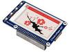 """Дисплейный модуль E-Ink для Raspberry Pi 2,7"""" / 264×176 / красный"""