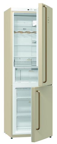 Двухкамерный холодильник Gorenje NRK611CLI