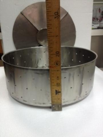 Формы для твердого сыра,  диаметр 400 мм.