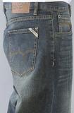 Широкие джинсы фото 4