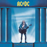 AC/DC ‎/ Who Made Who (RU)(CD)
