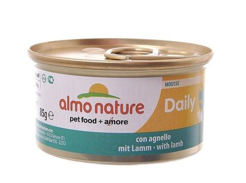 Консервы (банка) Almo Nature Daily Menu mousse with Lamb