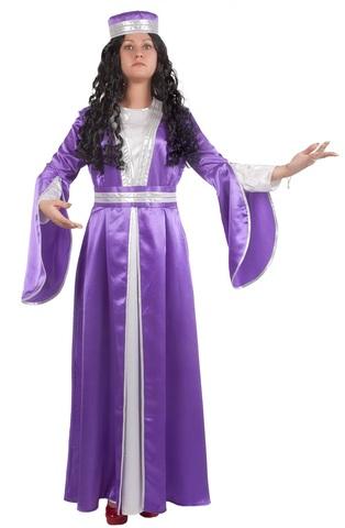 Кавказский национальный костюм женский