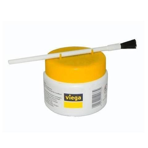 Паста для мягкого припоя Viega 94943 (250 г, с кисточкой)