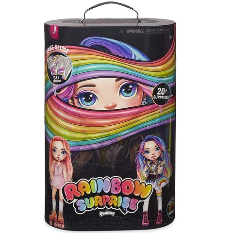 Куклы Пупси Сюрприз в темной упаковке