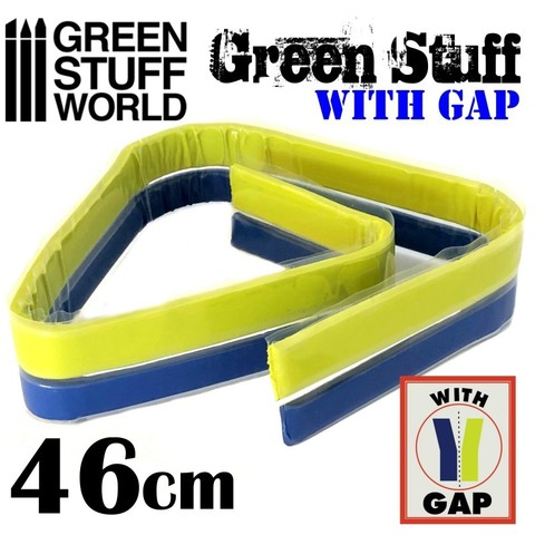 Green Stuff Kneadatite with GAP 18 (45cm)
