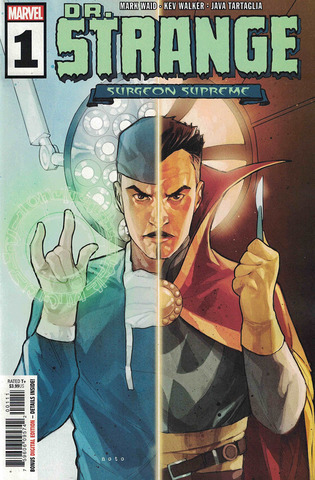 Dr. Strange – Surgeon Supreme #1