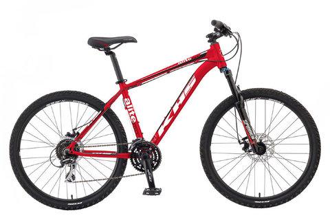KHS Alite 350 (2015) красный с черным