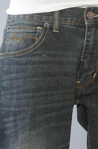 Широкие джинсы фото 6