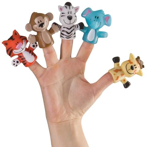 Игровой набор HAPPY BABY Fun Amigos - для игр в детской, в ванной и в путешествии