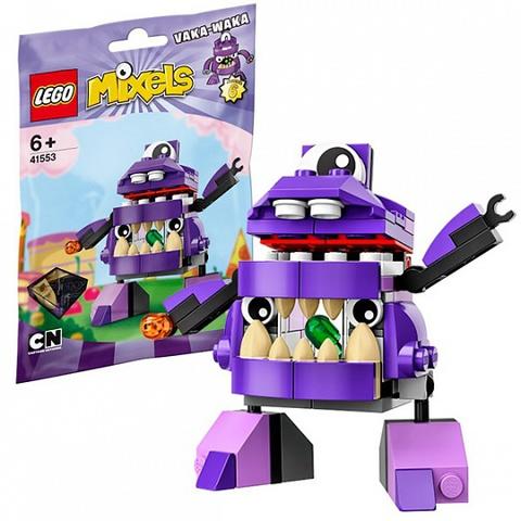 LEGO Mixels: Вака-Вака 41553