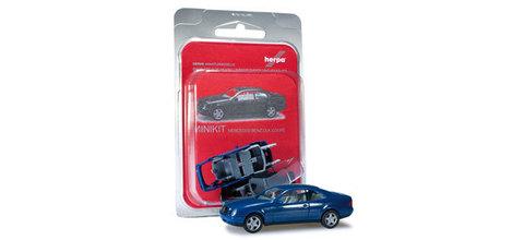 Herpa 012546 Мини-набор для сборки Mercedes-Benz CLK Coupe, НО