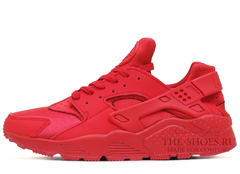 Кроссовки Мужские Nike Air Huarache ES All Red