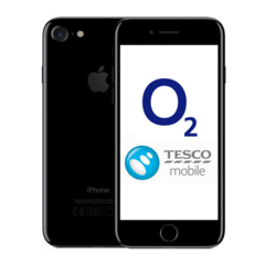 UK - O2/Tesco iPhone 7/7+