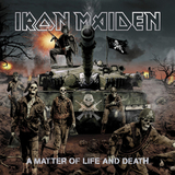 Iron Maiden ‎/ A Matter Of Life And Death (CD)