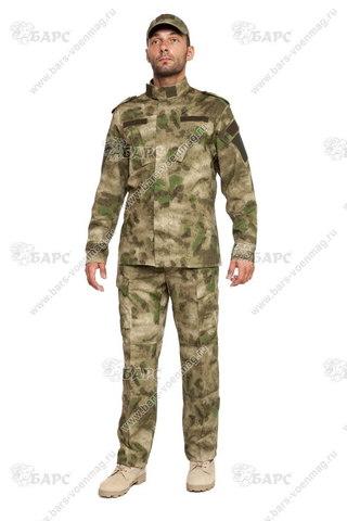 Камуфляжный костюм «ACU» (АКУ) Летний Атакс (Атака Мох)