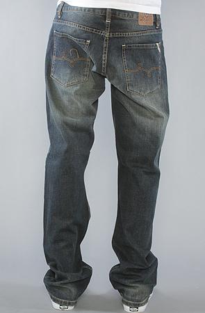 Широкие джинсы фото 2