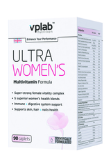 VPLab Ultra Women's Multivitamin Formula (90CAPS / нейтральный)