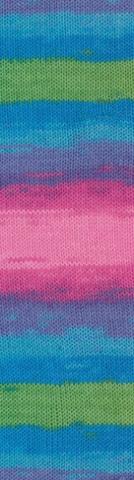 Alize Diva batik цвет 4537, пряжа, фото
