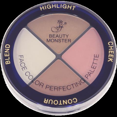 Ffleur Средство FC 53 для макияжа тон 002  BEAUTY MONSTER